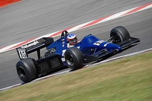 Classic F1 Car For Sale Tyrrell 012 6 on 6 cylinder engine block