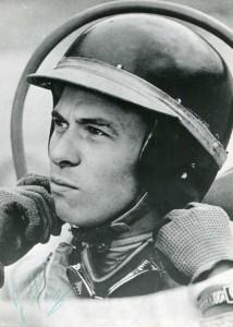 #F1 memorabilia – Jim Clark Autograph