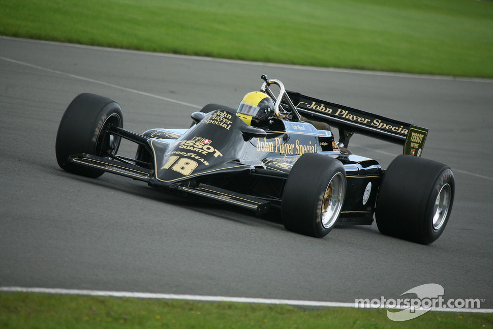 Classic F1 Car For Sale 1981 Lotus 87 Retro Race Cars