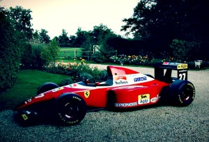 Classic F1 Car for sale – 1993 Ferrari F1 93 A