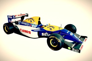 Classic F1 Car for sale – 1993 Williams FW15C #02