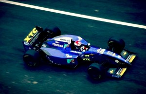Old F1 Car for sale – 1995 Simtek S951