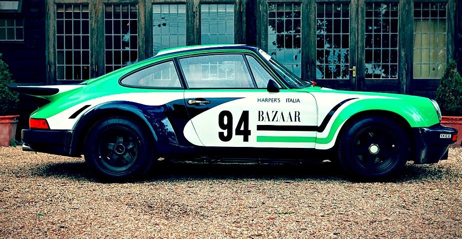 Race Car For Sale 1974 Porsche Carrera 3 0 Rsr Retro Race Cars