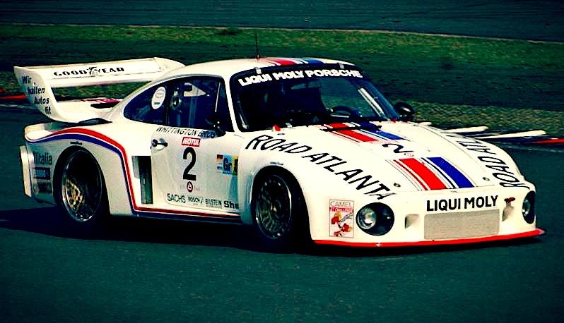 Porsche  Turbo Race Car For Sale