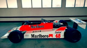 Old F1 Car for sale – 1979 / 1980 McLaren M29 / C