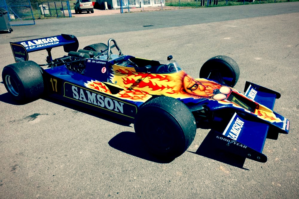 Old F1 Car for Sale - 1979 Shadow DN9 - Retro Race Cars