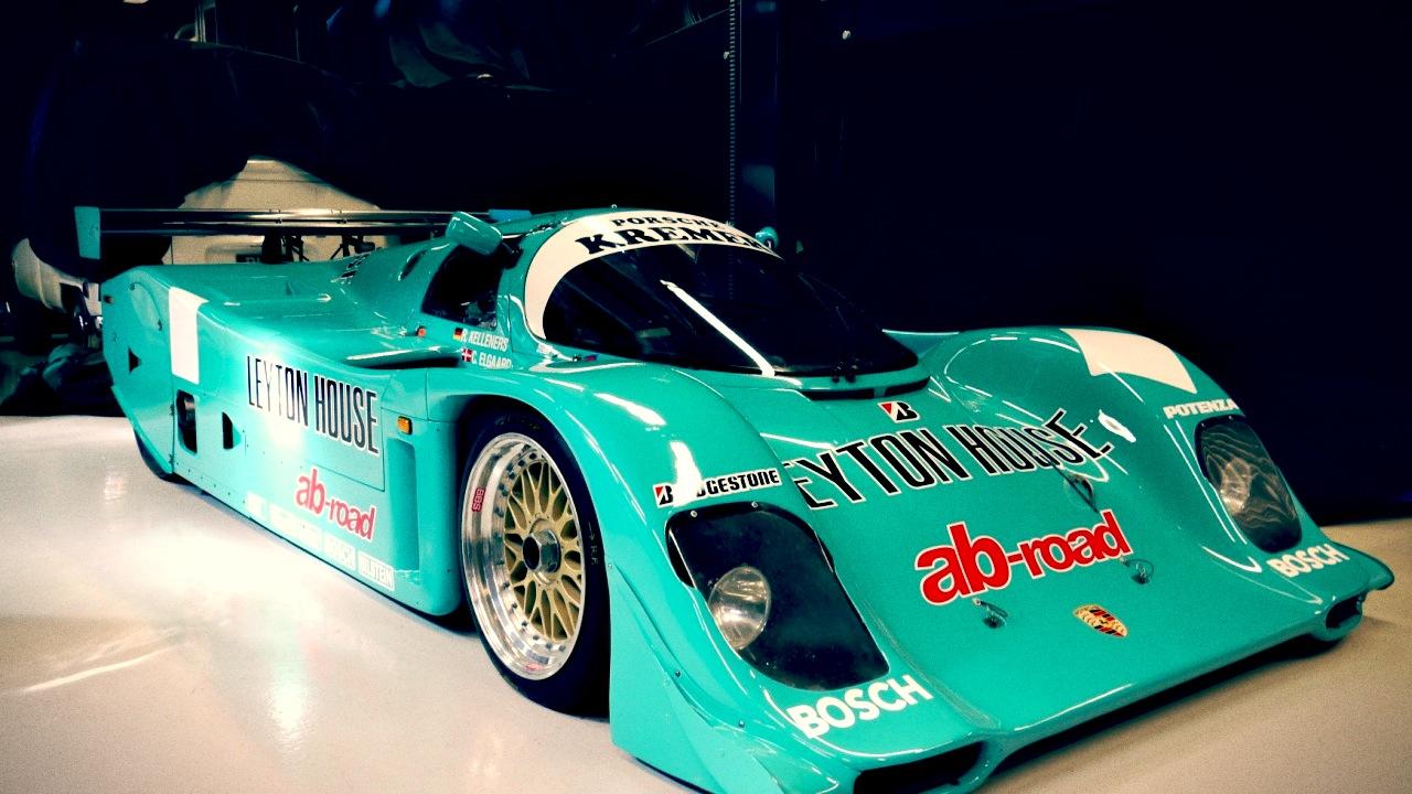 Race Car For Sale 1988 Porsche 962 Kremer Ck6 Leyton