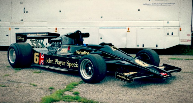 F1 Car For Sale 1977 Lotus 78 Retro Race Cars
