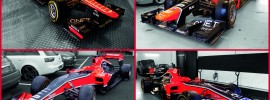 F1-Montage