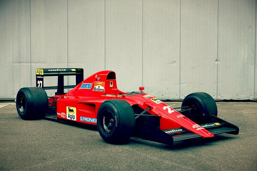 F1 Car For Sale 1991 Ferrari F1 91 Type 642 Retro
