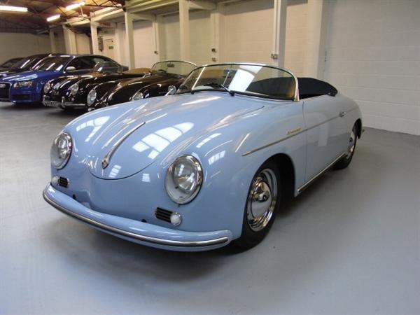 It S Not A Classic F1 Car But No2 Porsche 356 Speedster