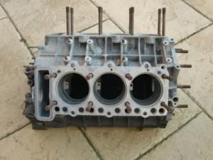 Found on ebay – F1 Engine Block Porsche/TAG McLaren – Race Engine