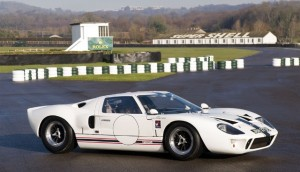 It's not a classic f1 car but #no4 – Ford GT40 P/1003