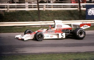 Interesting Classic #F1 fact – McLaren's First World Champion