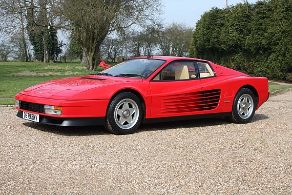 It's not a clic #f1 car but #no11 - Ferrari Testarossa - Retro ...