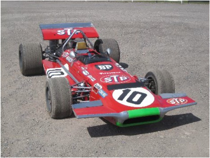 Classic #F1 Car for sale - 1970 March 701 - Retro Race Cars