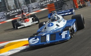 Classic #F1 Car for sale – 1976 Tyrrell P34 6 Wheeler