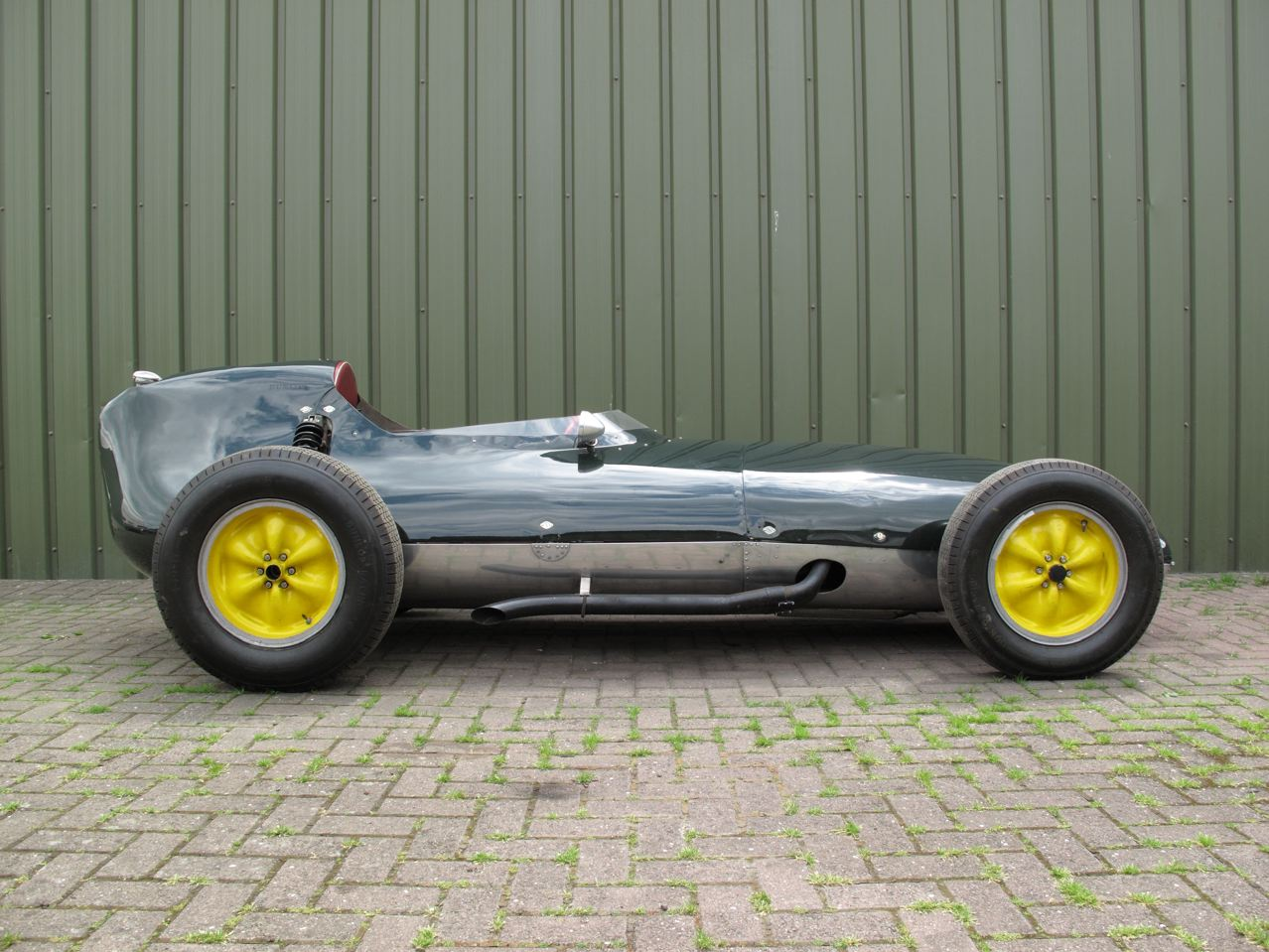 Classic Race Car for sale - 1958 F2 Lotus 16 - Retro Race Cars