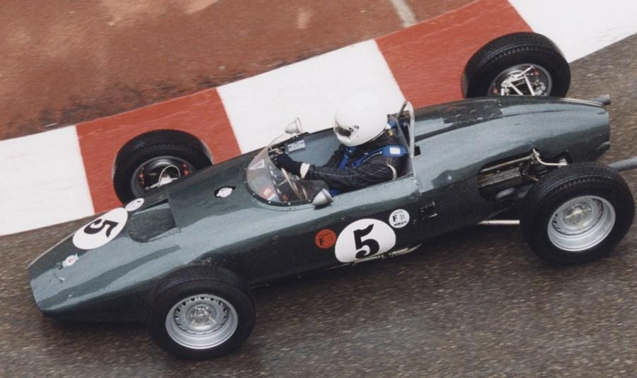 Classic #F1 Car for sale – 1961 BRM P57 3 - Retro Race Cars