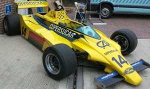 Classic #f1 Car For Sale – 1979 Fittipaldi F6A