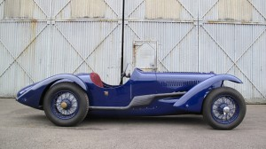 It's not a classic #f1 car but #no13 1936 Talbot Lago