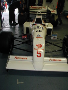 Classic #f1 Car For Sale – 1990 Arrows A11 Cosworth