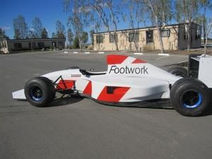 Classic #f1 Car For Sale – 1993 Footwork Arrows FA14