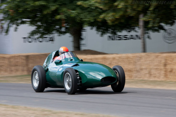 Classic #f1 Car For Sale – 1958 Vanwall VW9