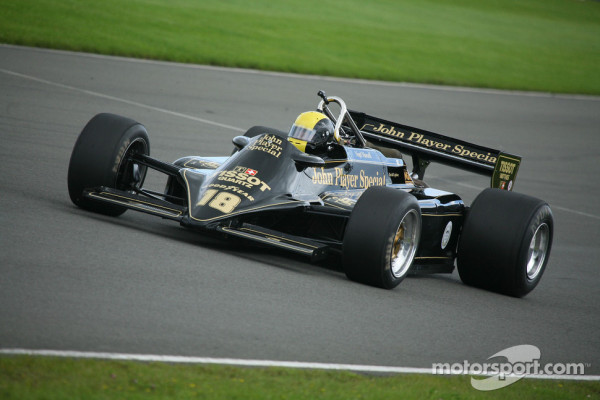 Classic #f1 Car For Sale – 1981  Lotus  87