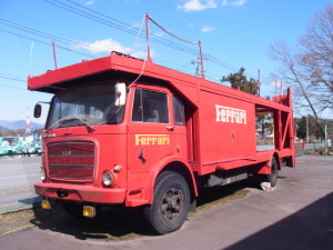 Classic #f1 Transporter For Sale – 1969 Carrozzeria OM Suzzara Ferrari Transporter Truck