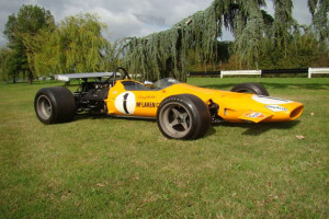 Classic #f1 Car For Sale – 1970  McLaren  M7 A-D