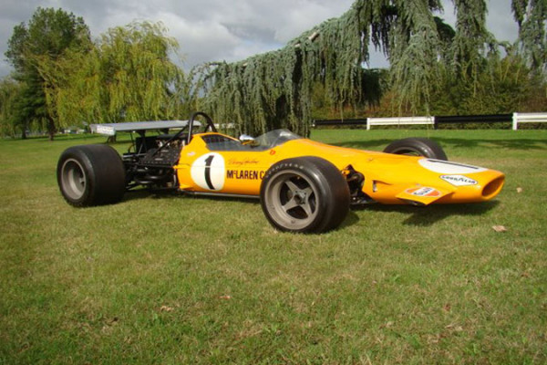 Classic #f1 Car For Sale - 1970  McLaren  M7 A-D