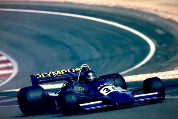 F1 car 1977  Hesketh  308E