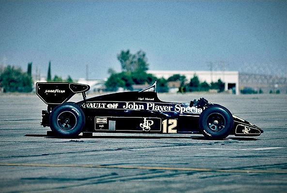 F1 Car - 1984 Lotus 95T