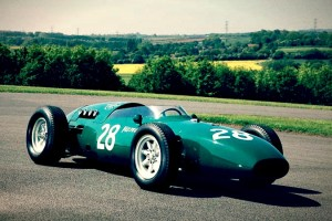 Classic #f1 Car For Sale – 1961 Vanwall VW14