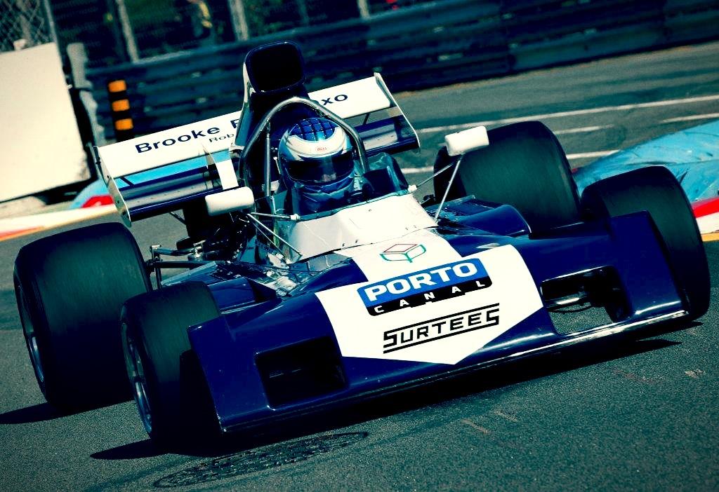 Classic #f1 Car For Sale - 1971 Surtees TS9B - Retro Race Cars