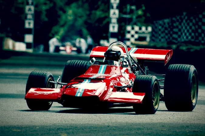 f1 Car  - 1970 DeTomaso 505