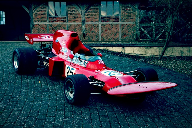 Classic f1 Car 1972 March 721-3