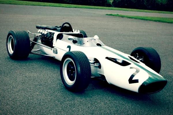 F1 Car - McLaren M2B