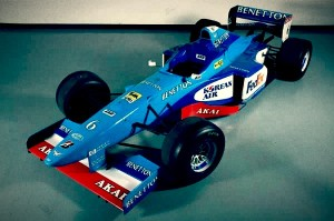 Classic #f1 Car For Sale – 1996 Benetton B196