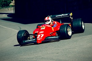 Classic #f1 Car For Sale – 1984 Ferrari 126 C4/M2