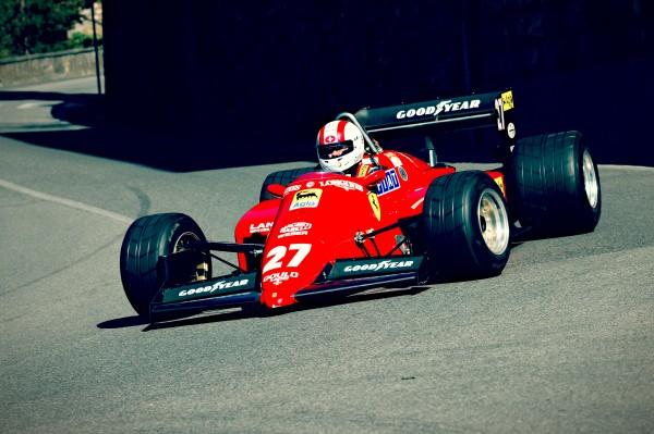 1984 Ferrari 126 C4/M2