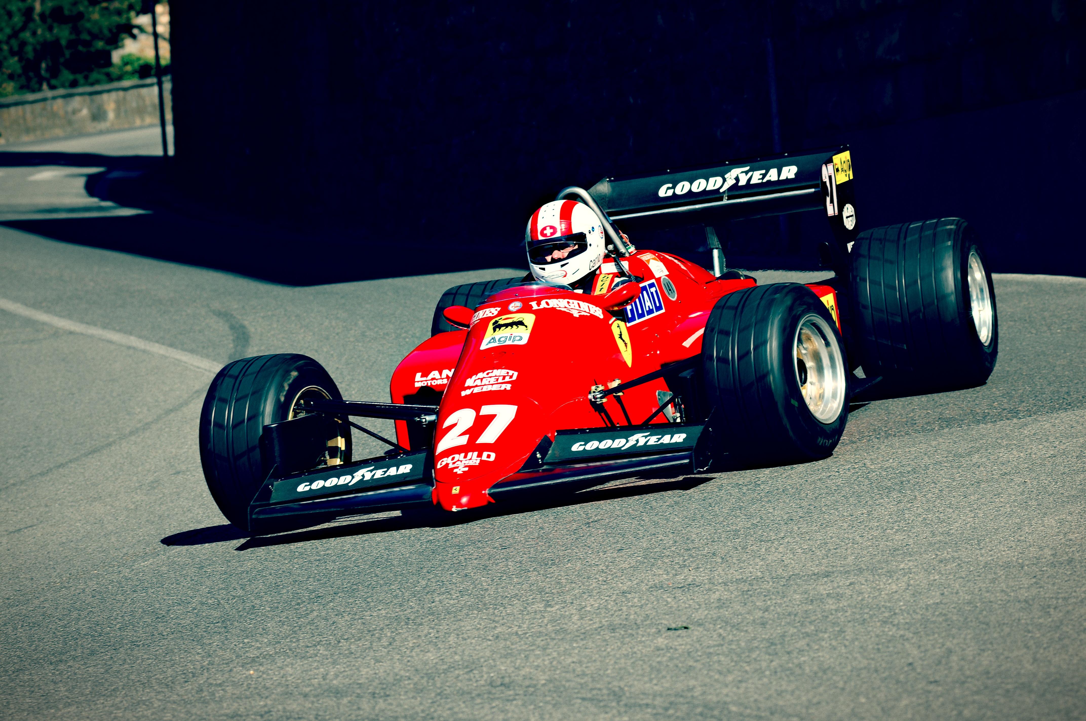 Classic #f1 Car For Sale - 1984 Ferrari 126 C4/M2 - Retro Race Cars
