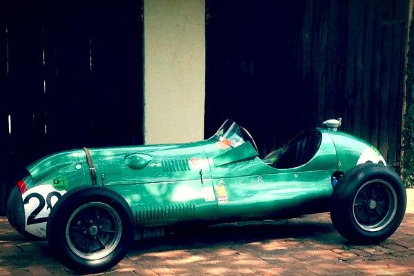 Classic F1 Car - Cooper Bristol CB3/52