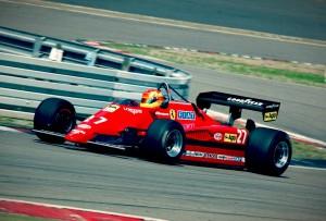 Classic #f1 Car For Sale – 1982 Ferrari 126 C 2 – Ex Gilles Villeneuve car