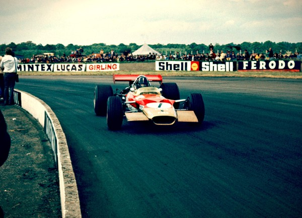 Classic #f1 Car 1968 Lotus 49B / R8 - Ex Graham Hill Car