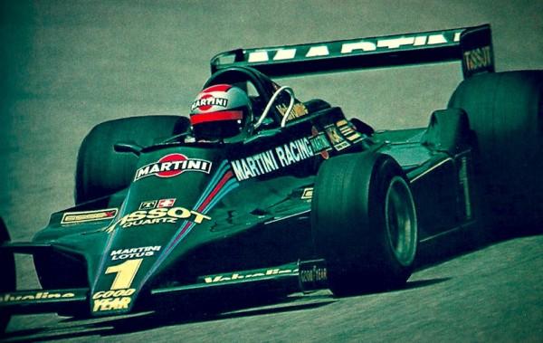 Classic #f1 - 1979 Lotus 79 / 5 - Ex Mario Andretti