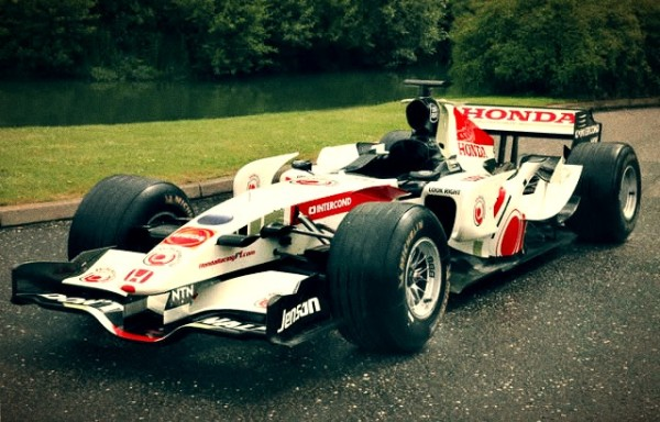 Found on Ebay - 2006 Honda F1 RA106-4