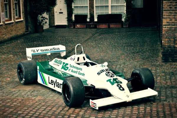 1980 Williams F1 FW07 C/D