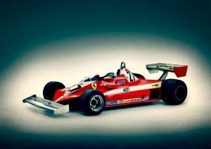Classic F1 car for sale – 1978 Ferrari 312 T3 Ex Reutemann and Villeneuve winning car